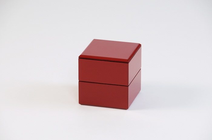 【ふるさと納税】D6003 川連漆器 雛小重