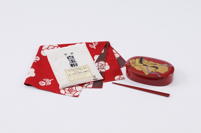 【ふるさと納税】E6501 川連漆器 小町のお弁当箱セット