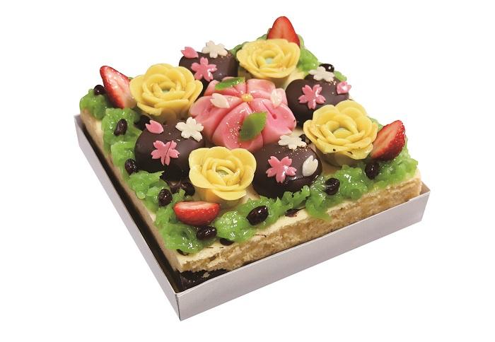 大幅にプライスダウン ふるさと納税 デポー G8901 手作り和菓子のケーキ