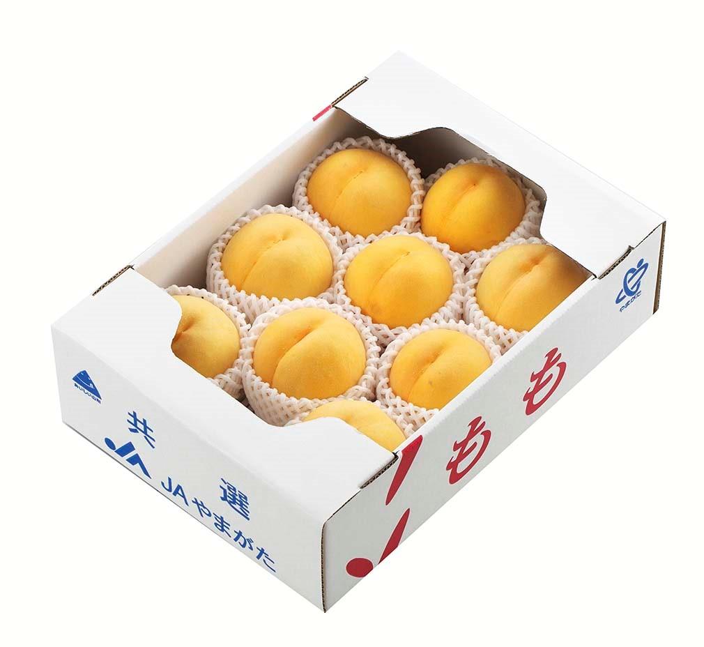 ふるさと納税 FS18-245 令和3年産先行予約 山形市産もも 3kg 硬めの桃 8~11玉 世界の人気ブランド 高価値 黄桃