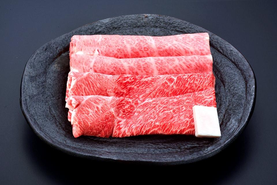 【ふるさと納税】米沢牛(すき焼き用)420g 牛肉 和牛 ブランド牛