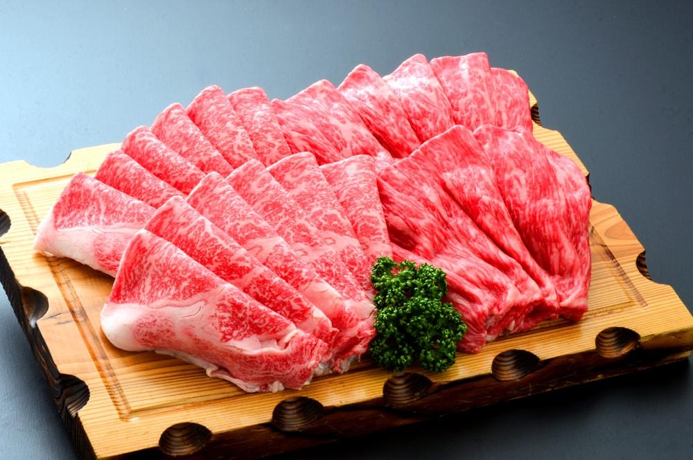 【ふるさと納税】米沢牛(しゃぶしゃぶ用)1,300g 牛肉 和牛 ブランド牛