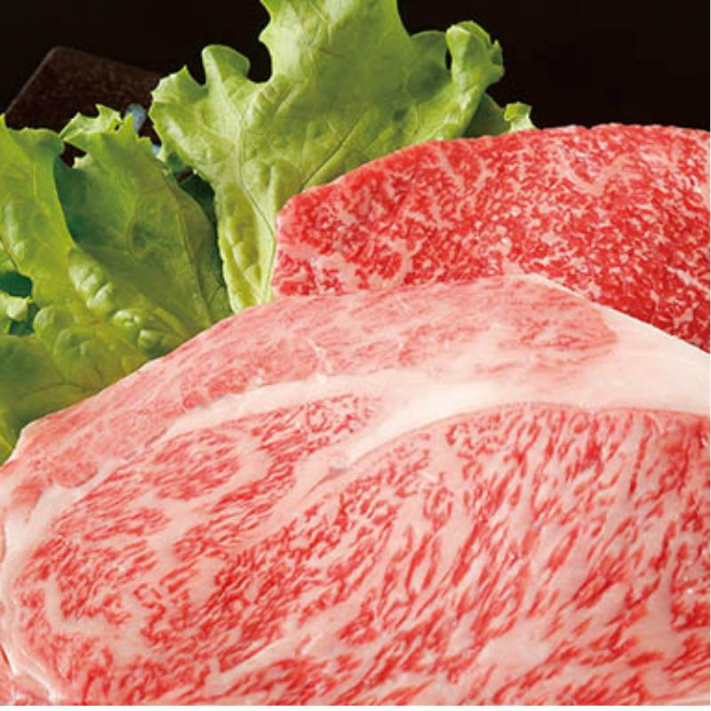 【ふるさと納税】特選山形牛 ステーキセット800g
