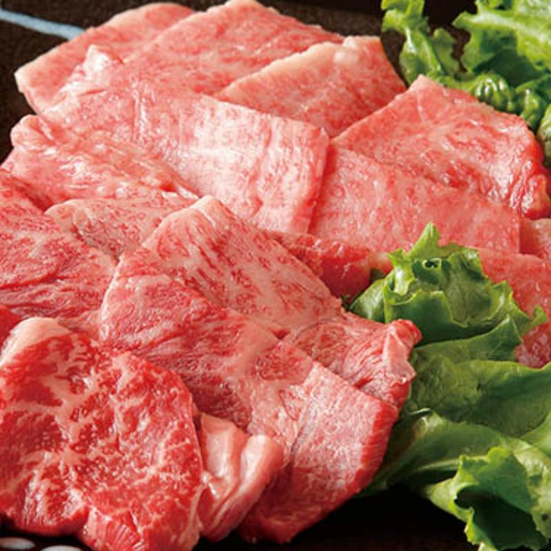 【ふるさと納税】特選山形牛 焼肉セット800g(カタ400g・モモ400g)