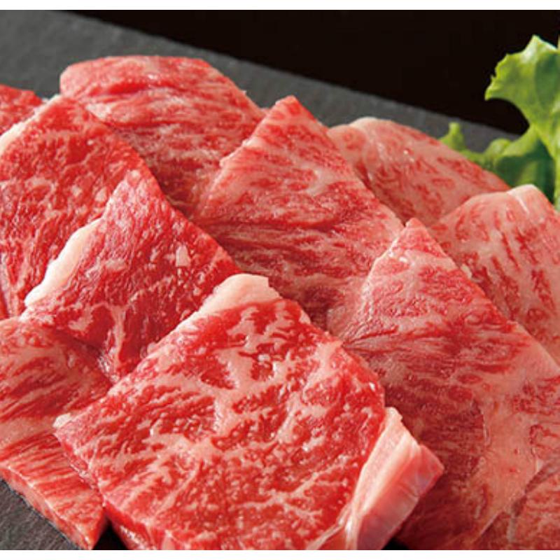 【ふるさと納税】特選山形牛 焼肉用モモ肉 400g
