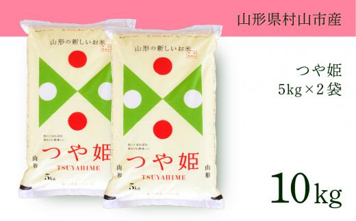 【ふるさと納税】米 精米 つや姫 令和元年産 10kg 山形県村山市産