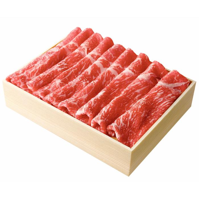 【ふるさと納税】C-0017 山形牛(東根産)ももすき焼き900g