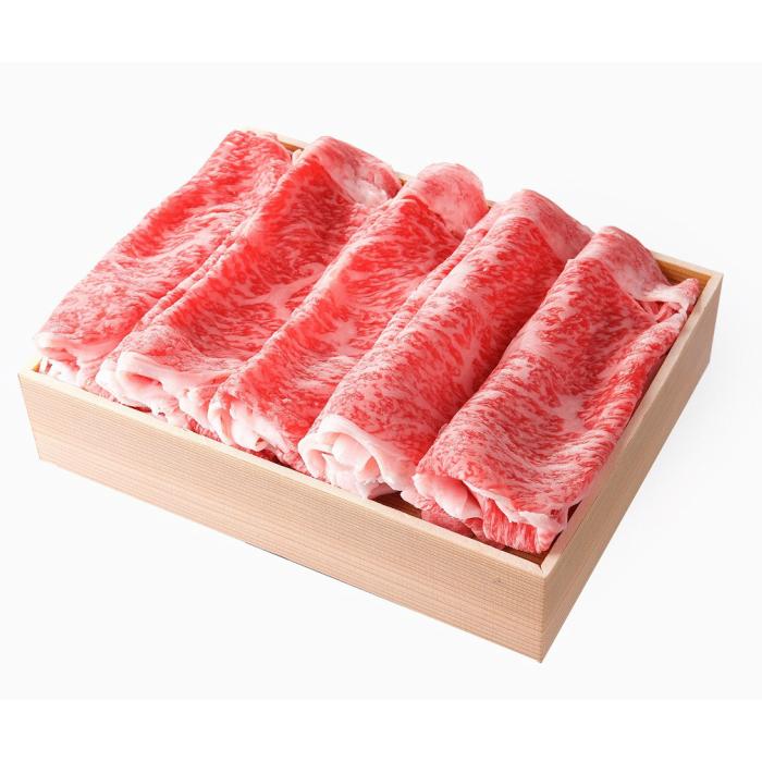 【ふるさと納税】B-0015 山形牛(東根産)ロースすき焼き500g