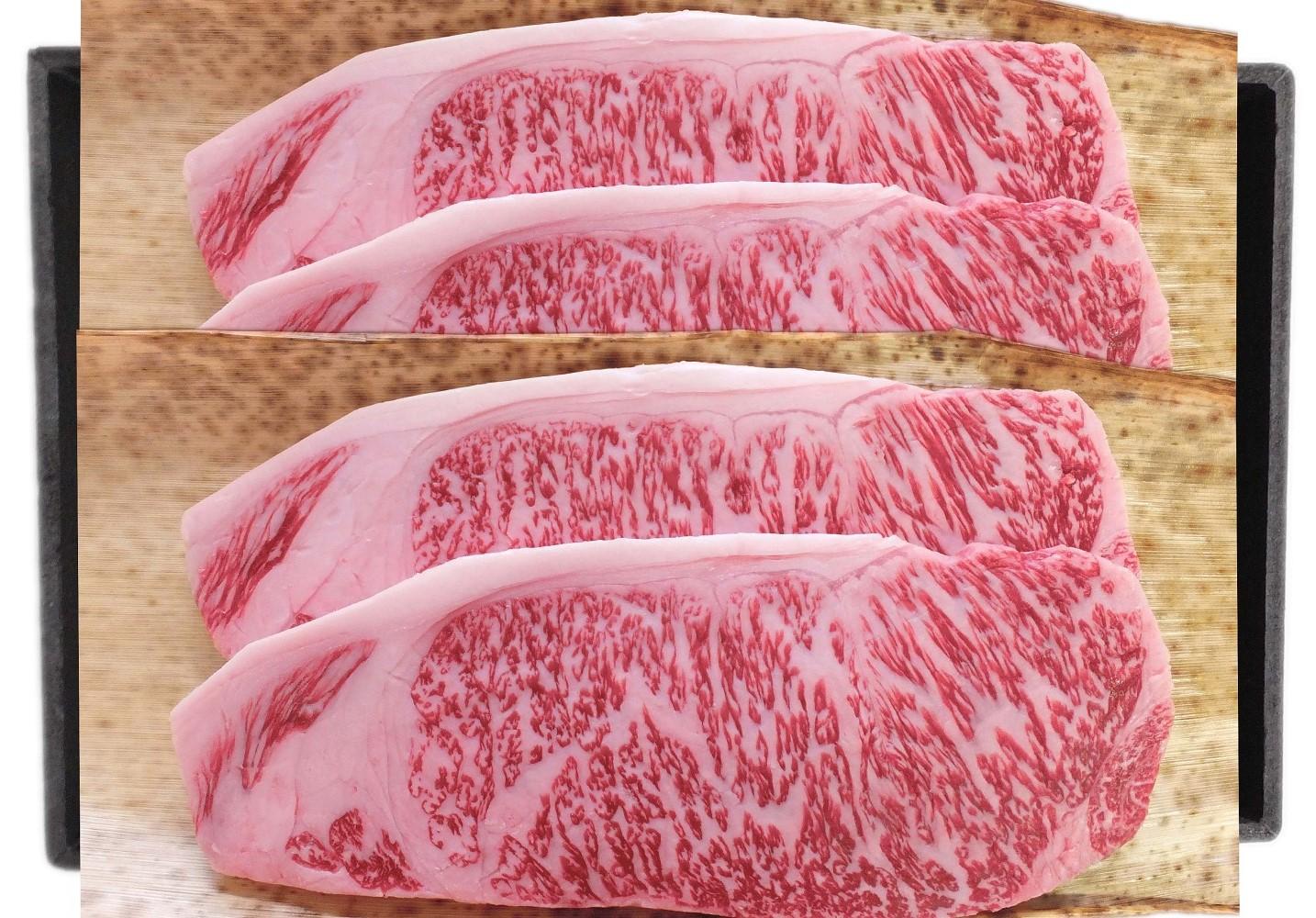 【ふるさと納税】B-0032 サーロインステーキ用山形牛(ひがしね産)