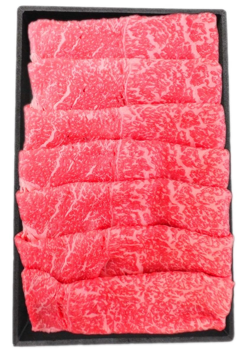 【ふるさと納税】A-0087 すき焼き用山形牛(ひがしね産)Eセット
