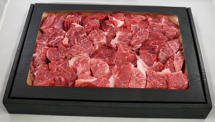 R-1.【ふるさと納税】※冷凍※尾花沢牛煮込み用すね肉900g
