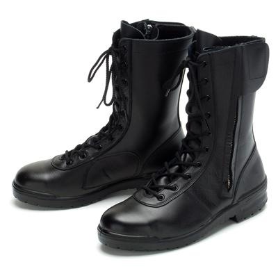 【ふるさと納税】青木安全靴 D-300【炎に強い究極のサバイバルブーツ】