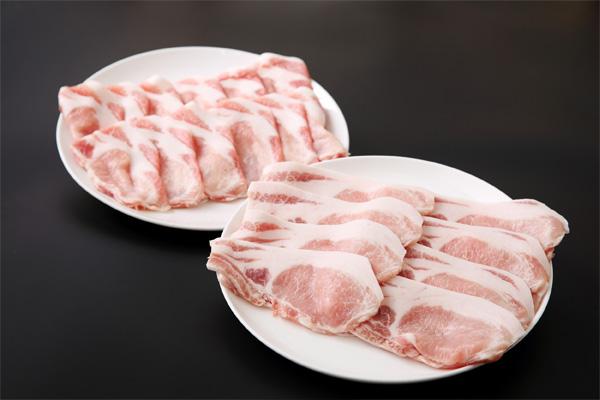 【ふるさと納税】「三元豚」で生姜焼きとしゃぶしゃぶセット