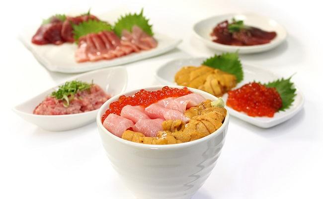 【ふるさと納税】大トロ入り海鮮福袋