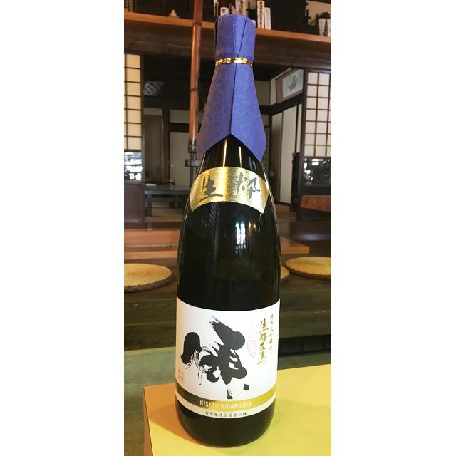 【ふるさと納税】純米大吟醸 生粋左馬 1.8L
