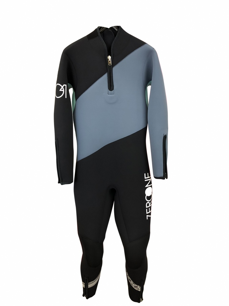【ふるさと納税】メンズ ダイビングウェットスーツ-NINJA-【Lサイズ】【14010】