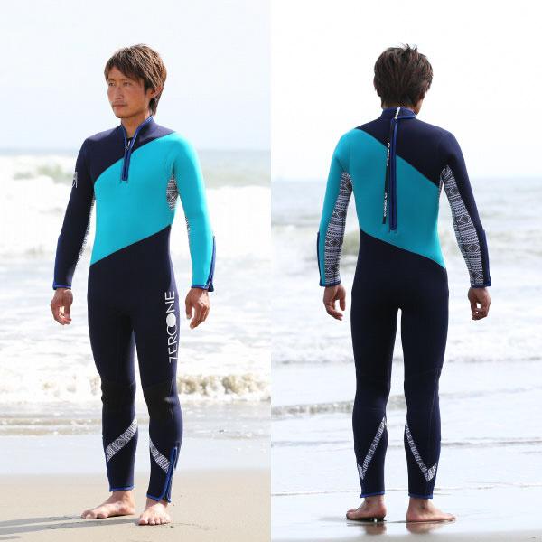 【ふるさと納税】メンズ ダイビングウェットスーツ-NINJA-【Mサイズ】【14009】