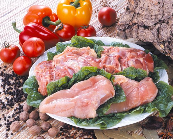 【ふるさと納税】No.047 伊達鶏むね肉・もも肉セット 約2kg