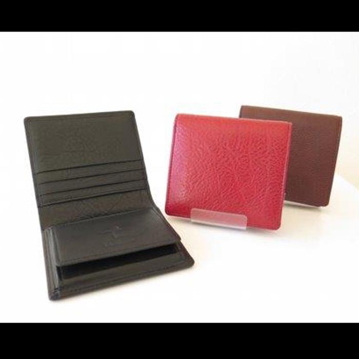 【ふるさと納税】革製品シェイクパース(財布)