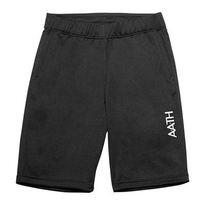 【ふるさと納税】リカバリーウェア A.A.TH / ハーフ パンツ ※カラー:ブラック/ サイズ S【1067629】