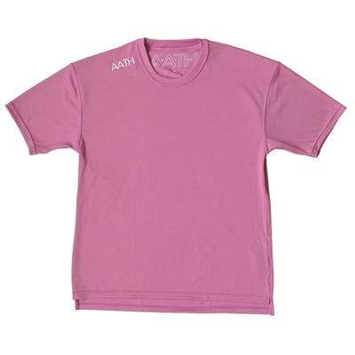 【ふるさと納税】リカバリーウェア A.A.TH /ハーフ Tシャツ ※カラー:マゼンダ/ サイズ S【1103518】