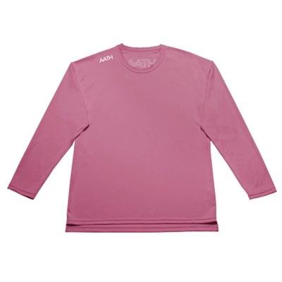 【ふるさと納税】リカバリーウェア A.A.TH /ロング Tシャツ ※カラー:マゼンダ/ サイズ L【1103524】