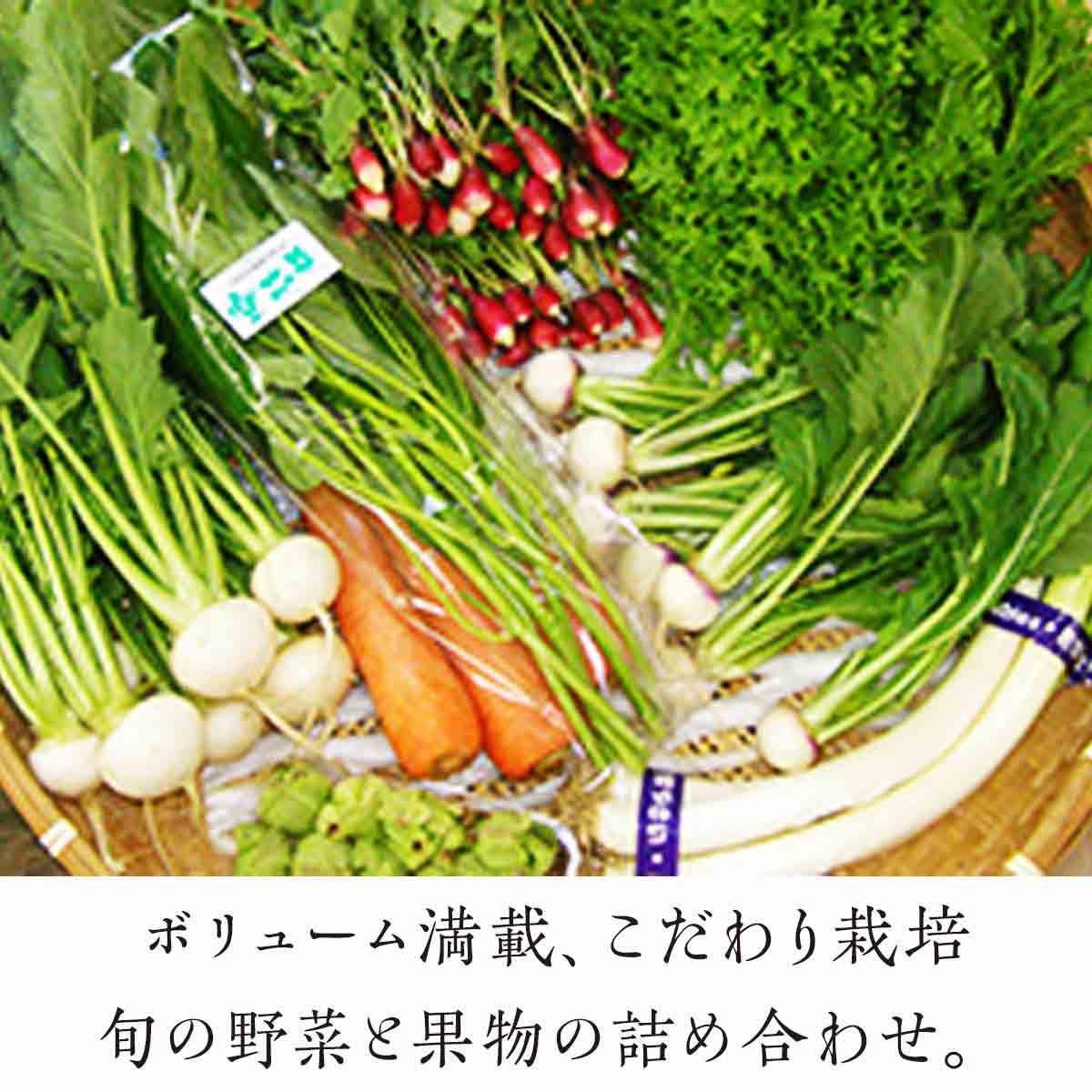 【ふるさと納税】 FT18-009 季節の野菜や果物の詰め合わせ