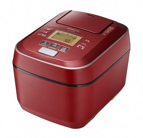 【ふるさと納税】K-8【圧力スチームIH】炊飯器(5.5合用)RZ-V100CM(R)