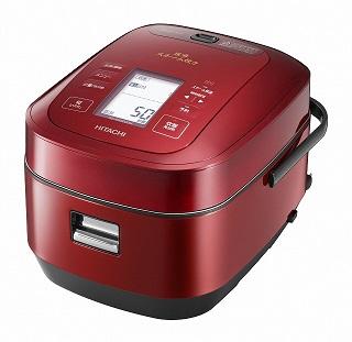 【ふるさと納税】L-3 【圧力スチームIH】炊飯器(5.5合用) RZ-AW3000M(R)
