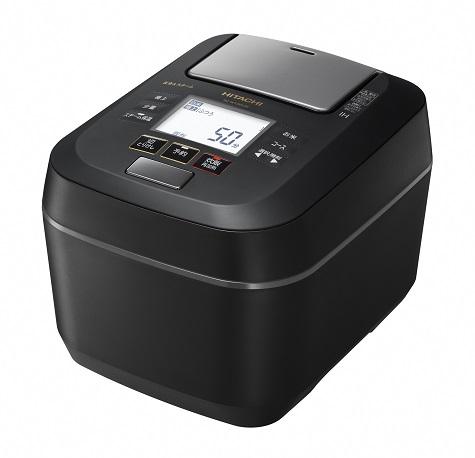 【ふるさと納税】L-8【圧力スチームIH】炊飯器(5.5合用)RZ-W100CM(K)