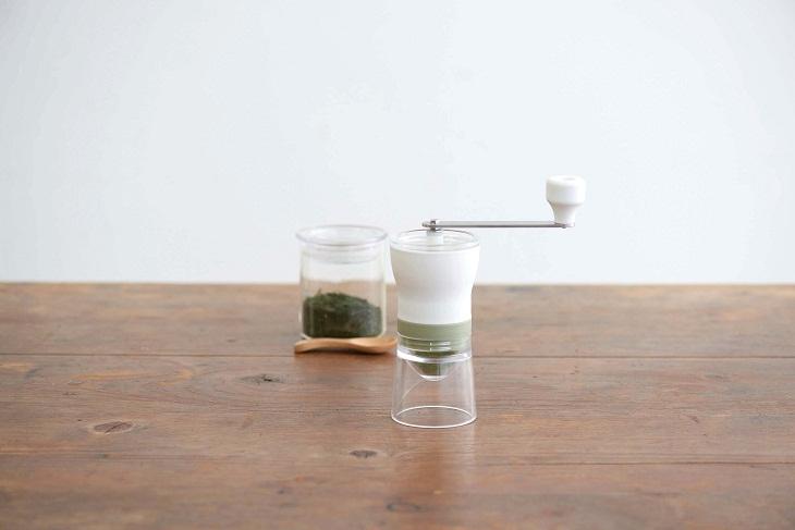 【ふるさと納税】BD57_HARIO お茶ミル・チャコ OMC-1-SG【ふりかけにも使える】 ハリオ/お茶用ミル/粉末茶