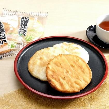 【ふるさと納税】桜井煎餅店の水海道せんべい詰め合わせ 【和菓子·煎餅】