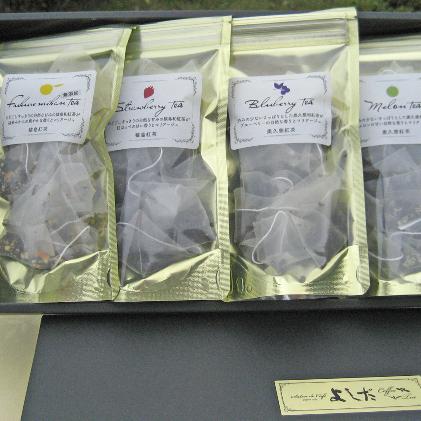 【ふるさと納税】茨城の恵み まるごとフルーツティー(ティーバッグ) 【紅茶】