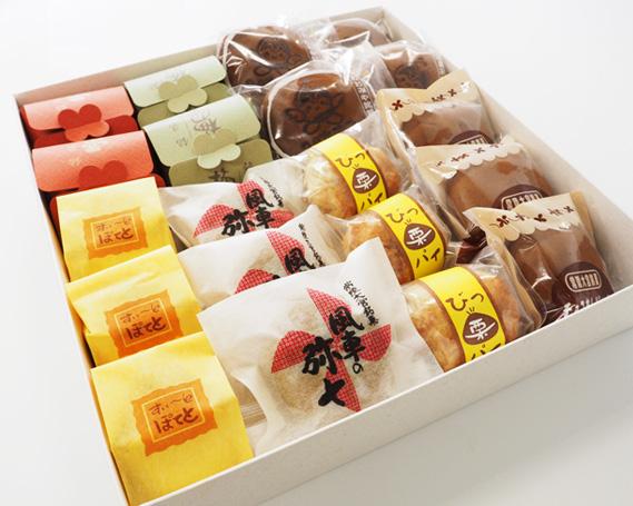 【ふるさと納税】No.233 和菓子詰め合わせ / 焼菓子 どら焼き パイ スイートポテト