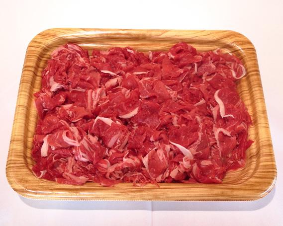 【ふるさと納税】No.093 瑞穂牛切り落としセット 約800g / 牛肉 ブランド牛