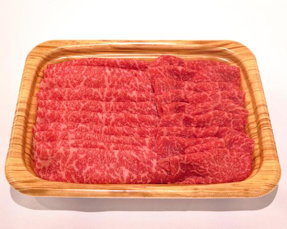 【ふるさと納税】No.102 瑞穂農場で育てた常陸牛すき焼きセット 約600g / 牛肉 すきやき モモ ロース ブランド牛 A4 A5