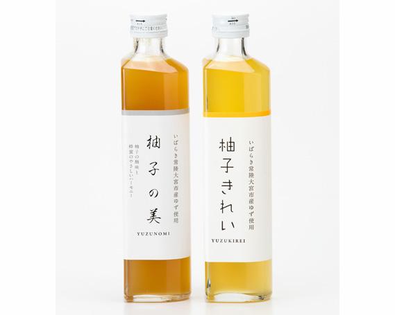 【ふるさと納税】No.146 柚子プレミアムセット / 果汁飲料 ジュース ゆず ユズ 無添加 蜂蜜