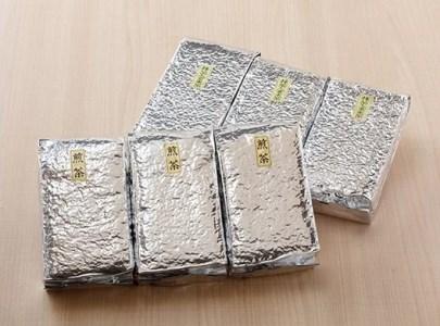 ふるさと納税 野口園の煎茶 抹茶入り玄米茶セット3kg 大規模セール 2種 各500g×3パック 日本正規品