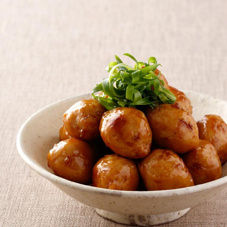 【ふるさと納税】茨城県産鶏つくね3kg(1kg×3袋) 鶏肉 鶏団子 国産 冷凍