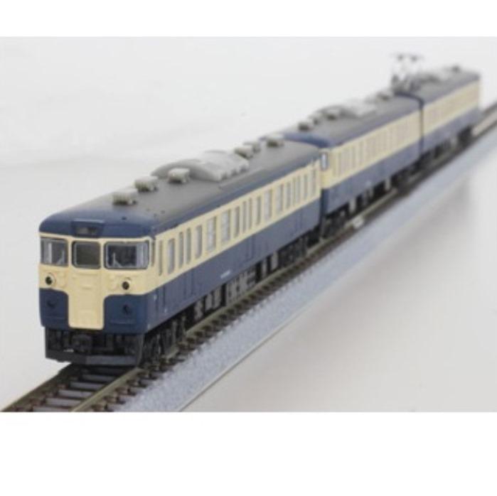 【ふるさと納税】115系横須賀色! 近郊電車運転セット