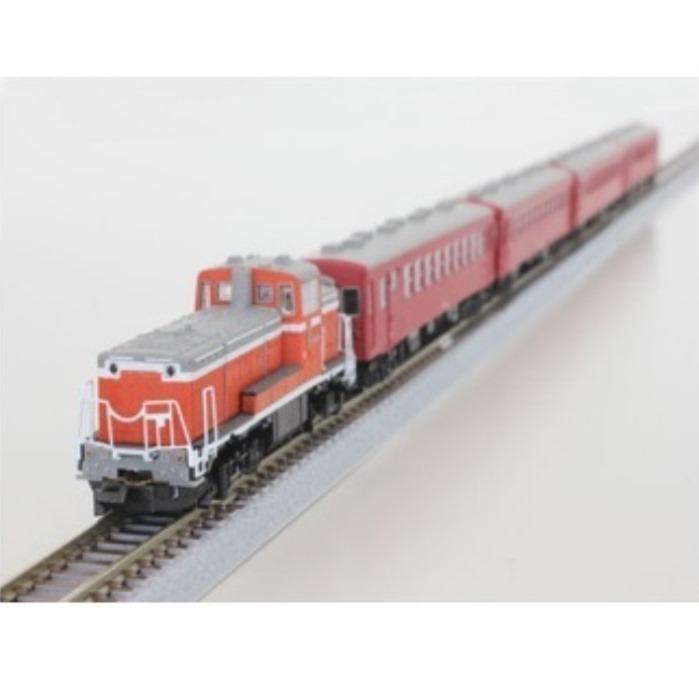 【ふるさと納税】DE10&50系客車! レッドトレイン運転セット