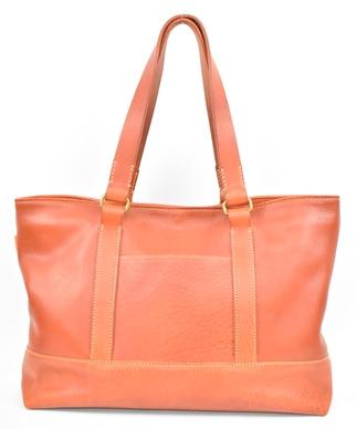 【ふるさと納税】バッグ minca/Tote bag 04/CHOCO