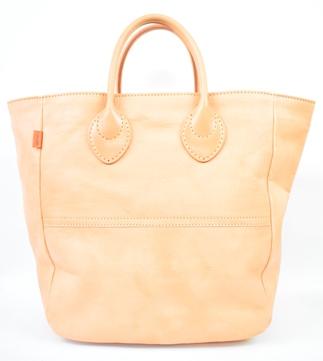 【ふるさと納税】バッグ minca/Tote bag  05/M/TAN