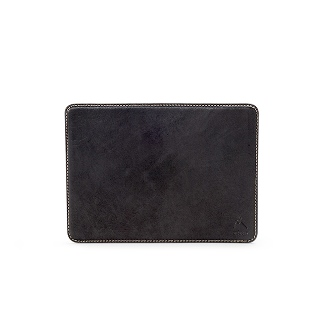 【ふるさと納税】マウスパッド minca/Mouse pad 01/BLACK