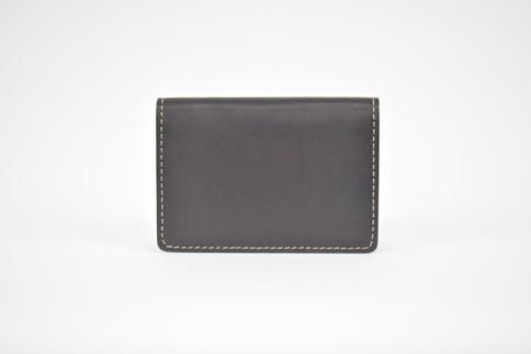 【ふるさと納税】名刺入れ minca/Card holder 02/BLACK