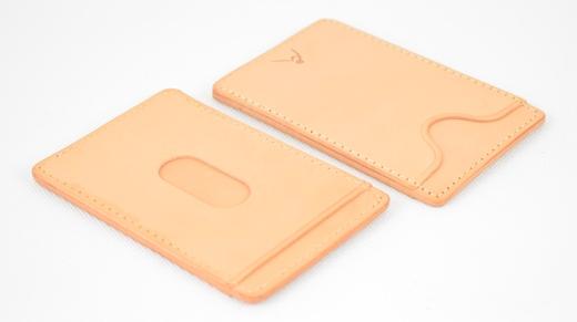 【ふるさと納税】パスケース minca/Pass holder 01/TAN