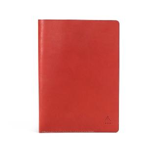 【ふるさと納税】ドキュメントフォルダー minca/Document holder 01/RED
