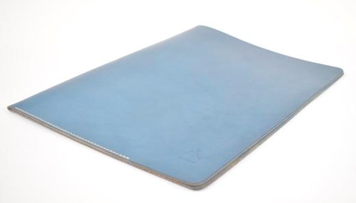 【ふるさと納税】ドキュメントフォルダー minca/Document holder 01/BLUE
