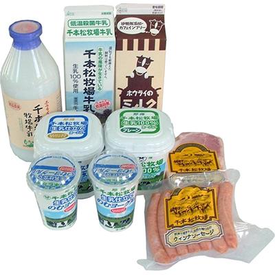 【ふるさと納税】徳用乳製品セット【1000117】