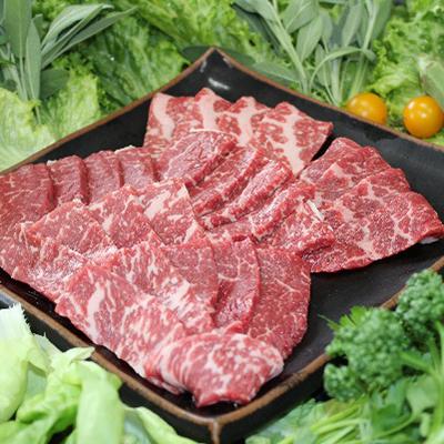 【ふるさと納税】那須野ヶ原牛 焼肉用 430g【1004899】